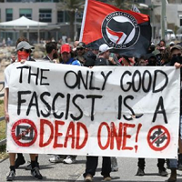 Antifa are the real fascists.