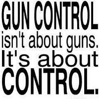 Gun control means using both hands.
