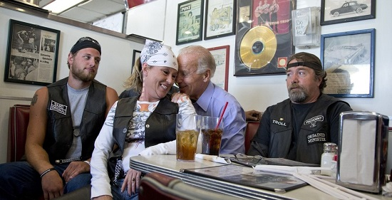 Biden 2016: Win On For the Groper.