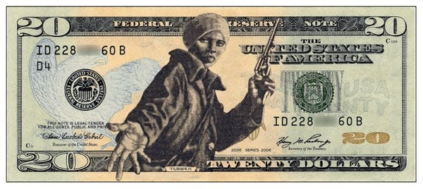 Harriet Tubman.